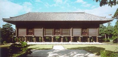 正倉院(校倉)