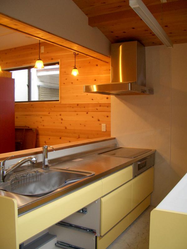 相川 A邸 キッチン