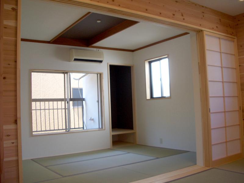 相川 A邸 和室