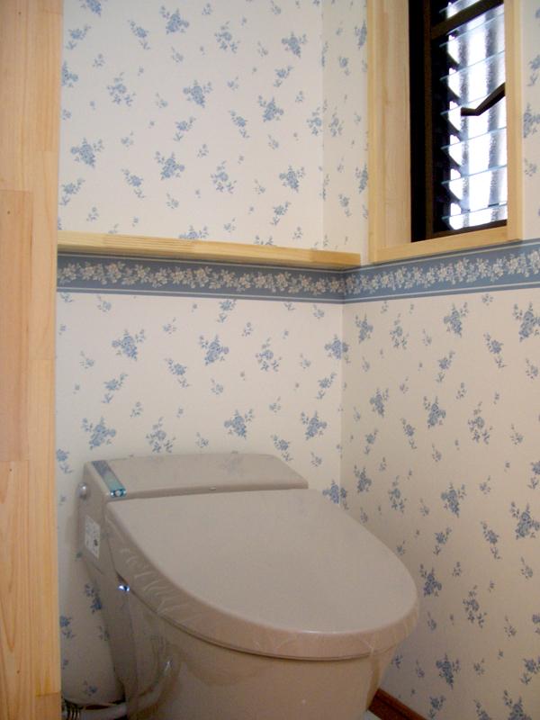 相川 A邸 トイレ