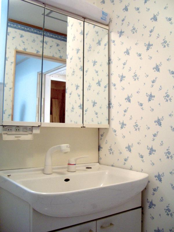 相川 A邸 洗面室