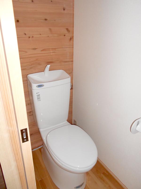 casanature(カーサナチュレ) トイレ