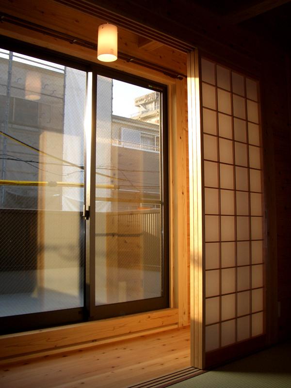 生野勝山 KD邸 2階 和室