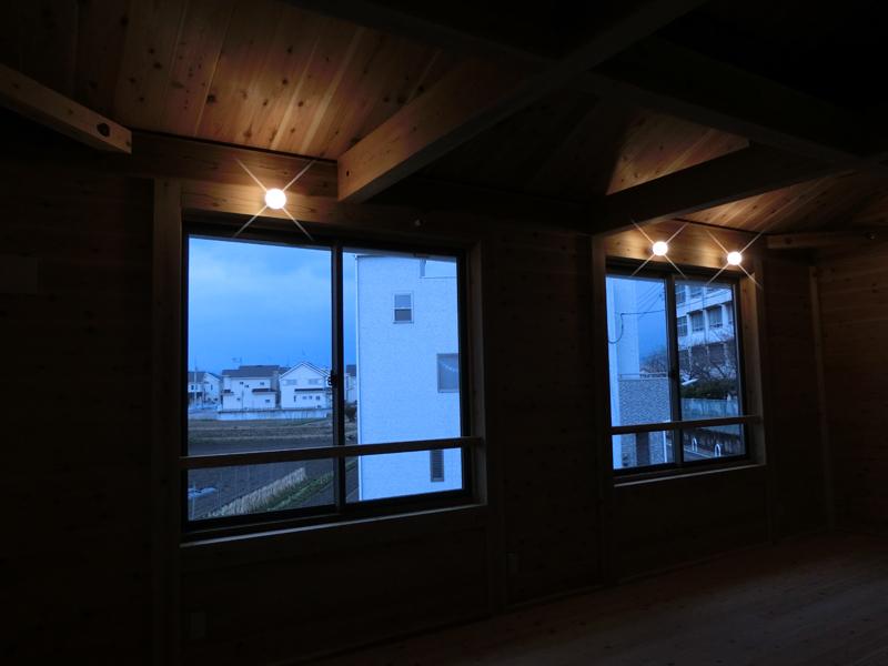 南野田 F邸『ゼロエネの家』 2階