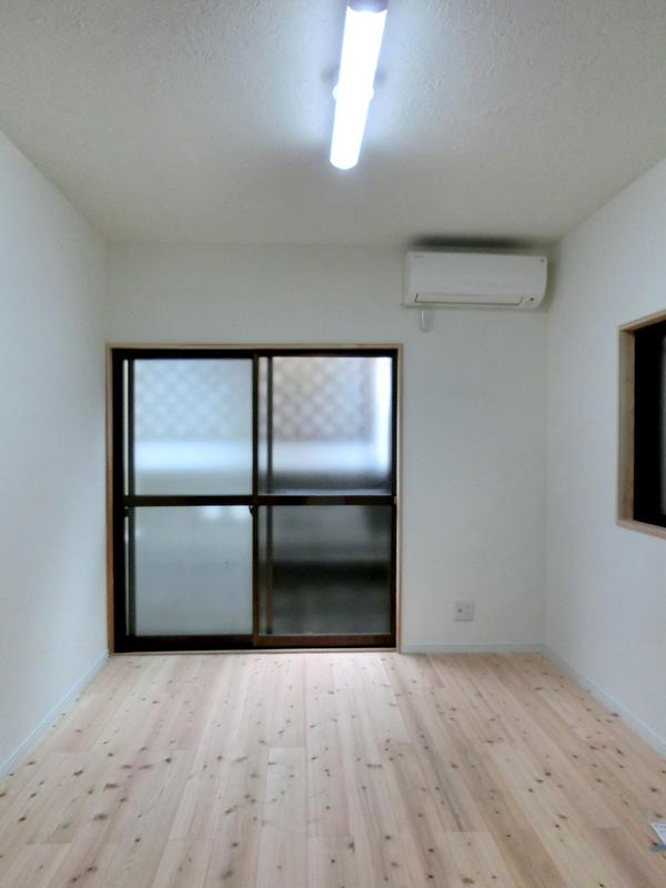 西宮 O邸 耐震改修 after 1階洋室
