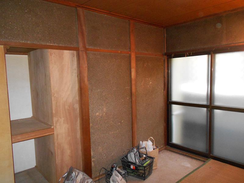西宮 O邸 耐震改修 before 1階和室を洋室に。
