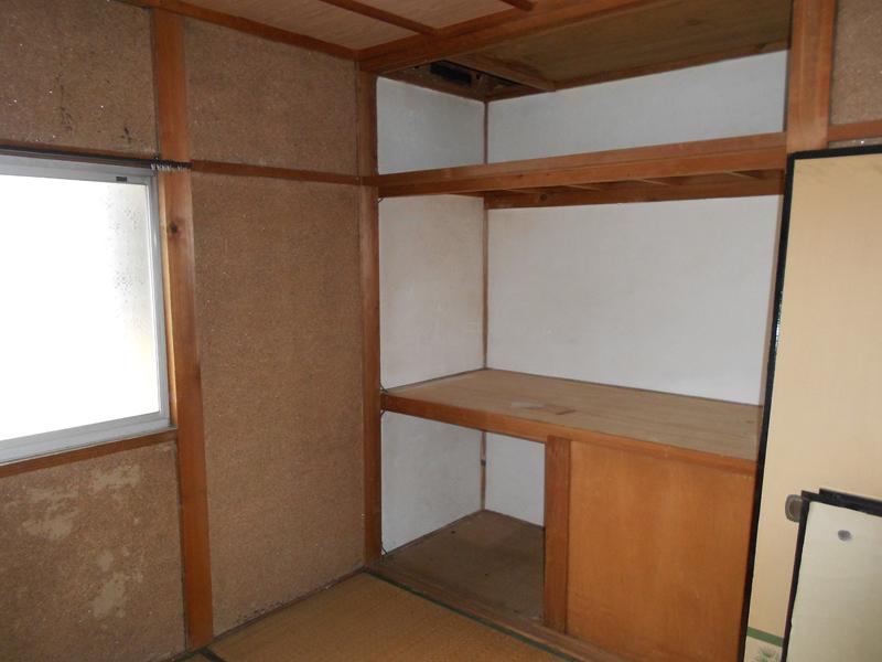 西宮 O邸 耐震改修 before 2階和室を洋室に。