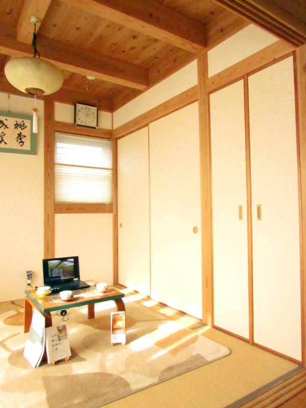 富田林寺池台 I邸 和室