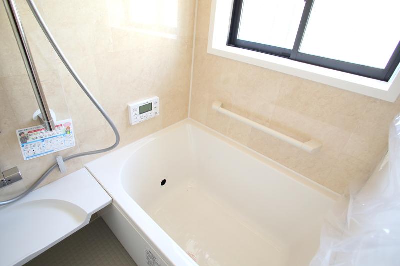 和歌山九度山 S邸『自然を感じる無垢の家』 お風呂