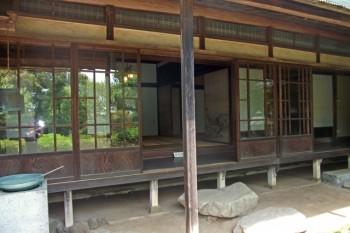 石場立ての伝統建築